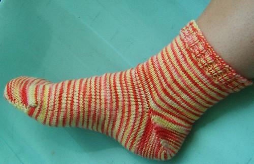 Finished Sock!