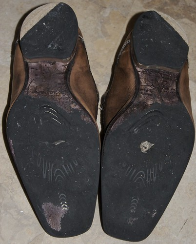 Shoes Blues
