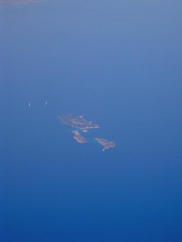 Foto aerea: Isole Tremiti