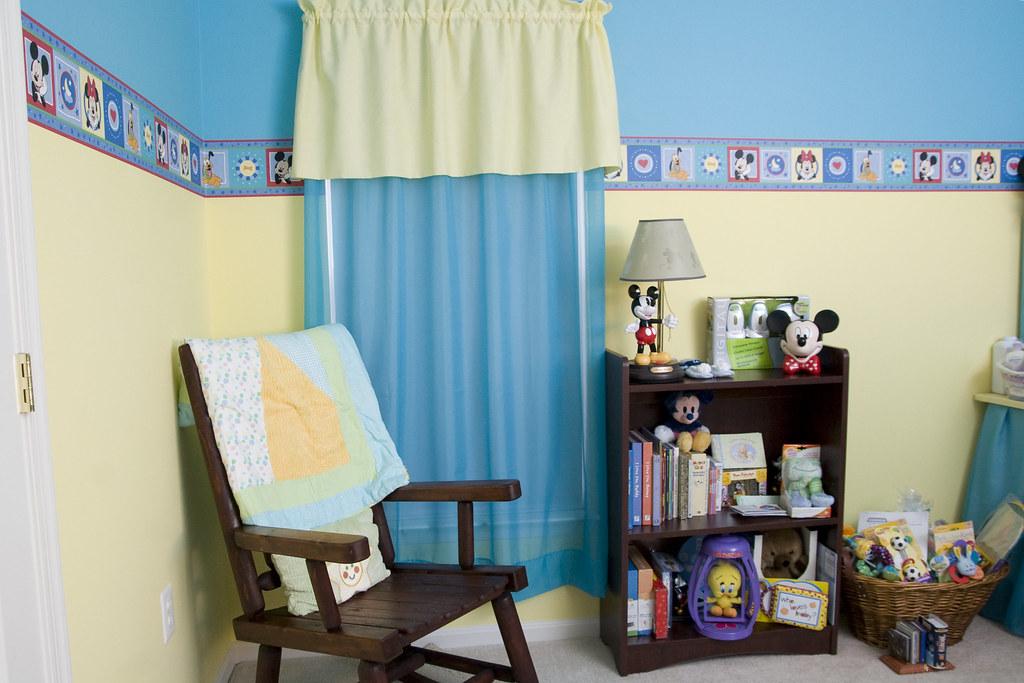 Nursery August 1