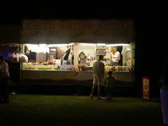 The Fair 005 (johngretton71) Tags: girls food sexy art dark naked nude lights breasts drink fair advert nightlife seduction lure brilliance cheating chalkwall gullibility