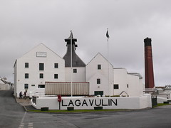 Lagavulin Distillery (Jack Shainsky) Tags: travel scotland islay whisky distillery lagavulin