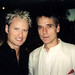 Jeremy Irons and Brian Tyler
