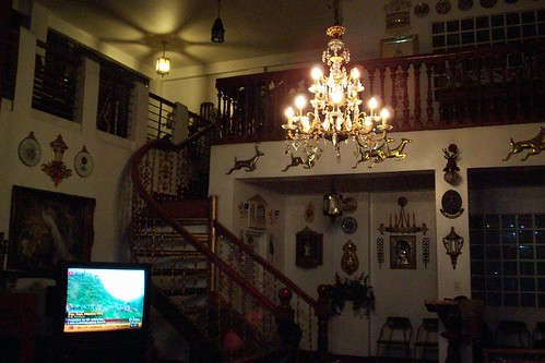 Living Room at the Baguio Condotel