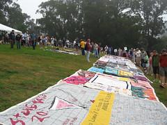 AIDs Quilt (Kaeta) Tags: goldengatepark aidsquilt aidswalk