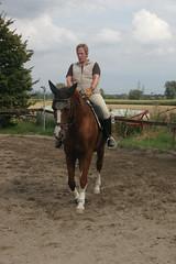 Alisha und Ellen (kimberley1979) Tags: horse cheval pferd reiten