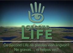 Kiel Aliĝi al Dua Vivo (Second Life)