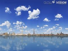 My Liverpool Skyline (Thom Shannon) Tags: skyline liverpool liberty glow cntower waterfront empirestate operahouse mersey merseyside