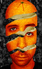 You know when you've been Tangoed (hegarty_david) Tags: orange face fruit photoshop person creativecommons peel manip hollow tutorial cs3 photoshoproyalty hegartydavid clevercreativecaptures