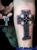 Matt's Celtic Cross made to duplicate