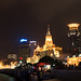 the Bund by night