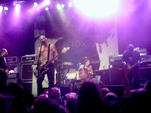 Nick Oliveri and The Mondo Generator