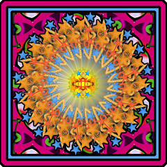 design  ~(KaleidescopeChallenge#17)~ (Gravityx9) Tags: abstract photoshop kaleidoscope chop kc multicolored magical ff kaleidoscopes rate blogthis empyrean smorgasbord 1007 singsong dirtyword psart 100607 wowiekazowie colourartaward colorartaward kaleidoscopesonly flickrphotogroup betterthangood artinternational coloursplosion kaleidoscopegroup kc17 kaleidospheres