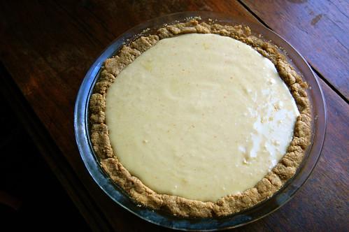 Desert Candy حلويات الصحراء: Blood Orange Creamsicle Pie