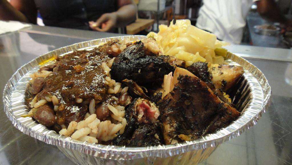 Paradise Grove Caribbean Restaurant