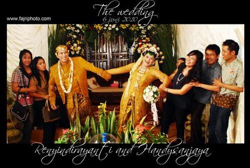 pre wedding gaun