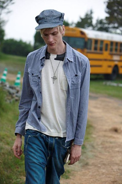 Paul Boche0164_Levi's Collection AW10(Official)