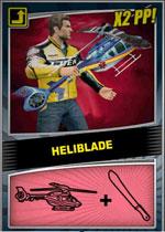 Все комбо карты Dead Rising 2 - где найти комбо карточку и компоненты для Heliblade