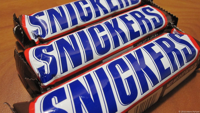 Triple Snickers