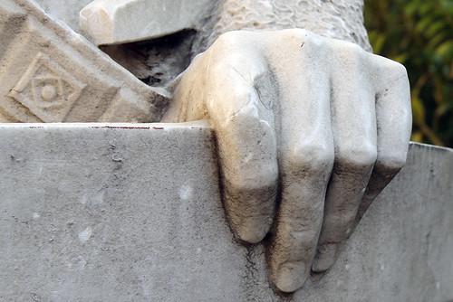 Markgraf Johann II - Detail