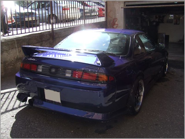 Nissan 200SX Amadeo-22