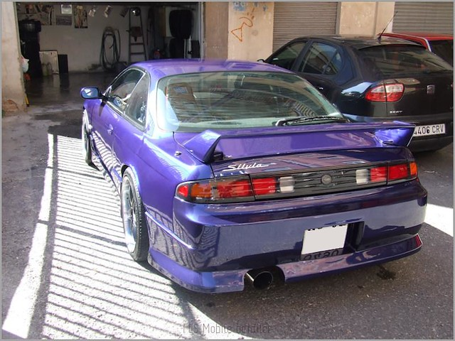 Nissan 200SX Amadeo-23