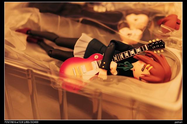 每日的模型開箱照:ToyBox:Figma-けいおん!