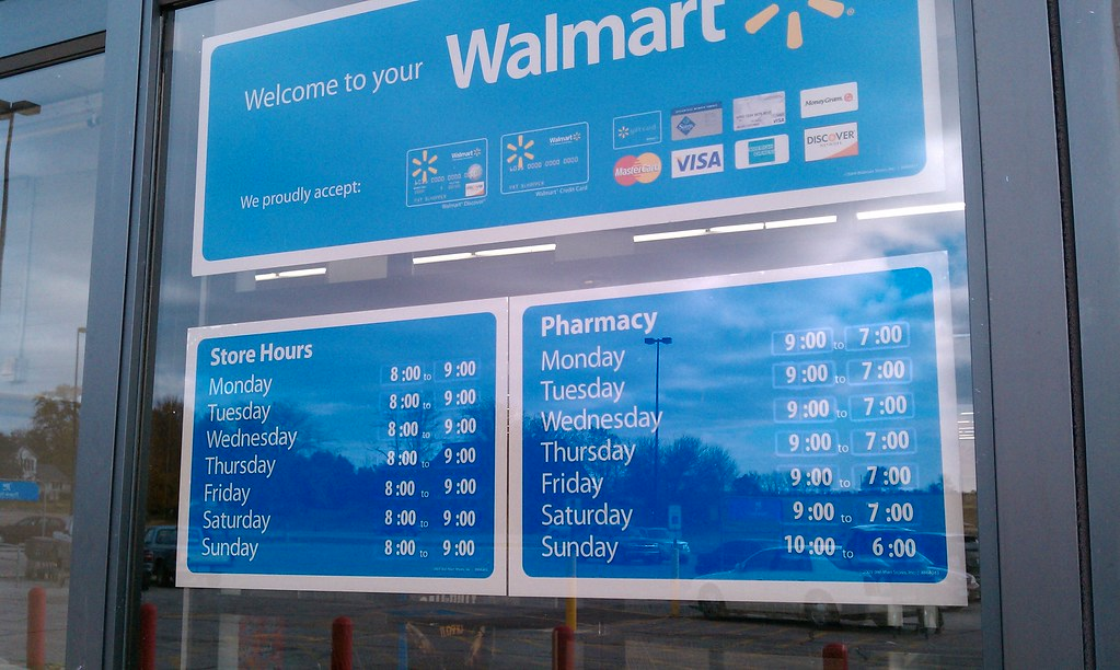 The World's Best Photos of hours and walmart - Flickr Hive Mind
