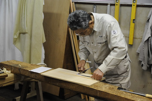 神輿作り How to make the Mikoshi