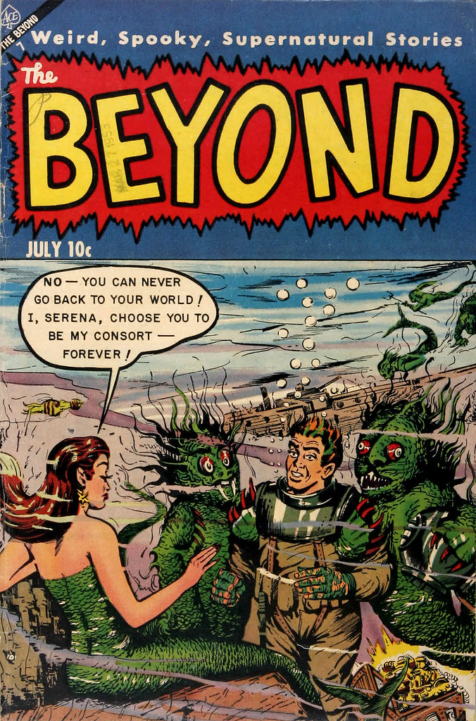 The Beyond #21 (Ace, 1953)