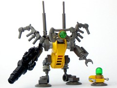 Zoltan (Legoloverman) Tags: robot lego hc blip hcseries