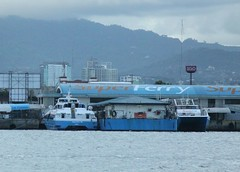 Supercat 30 & Supercat 25 (EcKS! the Shipspotter) Tags: ships psss mactanchannel cebuships philippineships