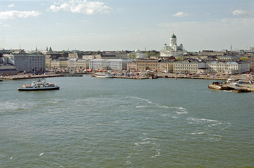 good-bye Helsinki