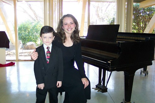 2005 Christmas Piano Recital