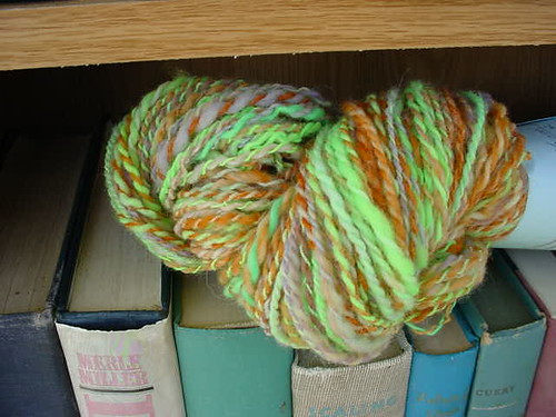 Fiber on the Mountain Hand Spun Yarn