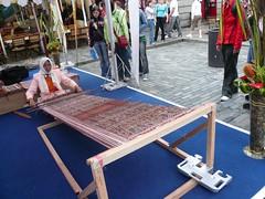 バリ島の工芸品