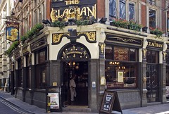 The Clachan, London Pubs (L Plater) Tags: uk england london europe unitedkingdom britain pubs theclachan publichouses kinglystreet barrestaurant drinkingplaces