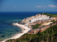 MARTHA'S VINEYARD - Aquinnah Cliffs by Professor Bop