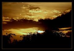 Amber Sky (Mandana (on and off)) Tags: sunset bravo questfortherest naturesfinest instantfave superbmasterpiece ysplix