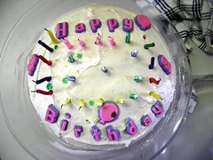 23rd Birthday - Japan Cake