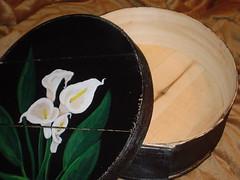 Calla Lily Box 2 (Divasmagik) Tags: artwork paintings callalily