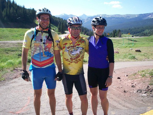 Vail Pass Summit