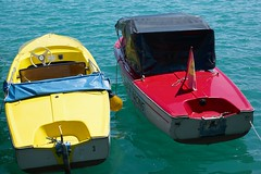 boats (Maharepa) Tags: leica red color colour rot yellow boats boote gelb m8 farbig leicam8
