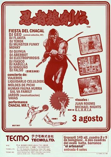 Fiesta Chacal