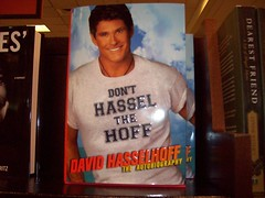 Don't Hassel the Hoff (kittischoen) Tags: davidhasselhoff autobiography donthasselthehoff