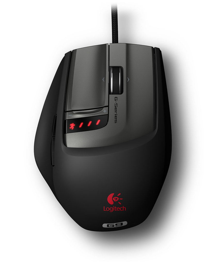 G9 Laser Mouse - LAUNCHED!!