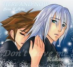 Dont Leave me, Riku... (KingdomCatHearts) Tags: 2 leave me hearts kingdom dont kh sora riku