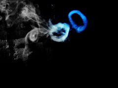 Blue Black Smoke Background Yammu Tags Blue Black Smoke
