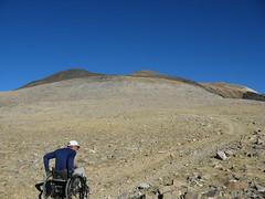 Onward to the summit