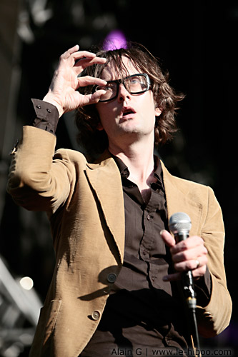Photos de Jarvis Cocker à Rock En Seine 2007